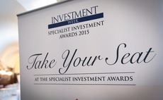 Revealed: Winners of the IW Specialist Investment Awards 2015