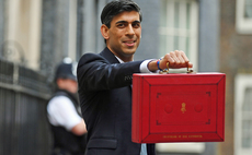 Chancellor Rishi Sunak. Photo: Victoria Jones/PA Wire/PA Images