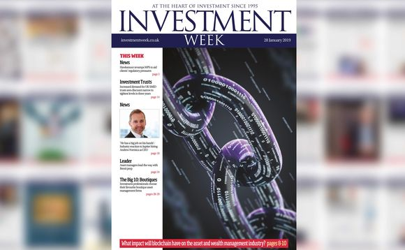 Investment Week - 28 January 2019 digital edition