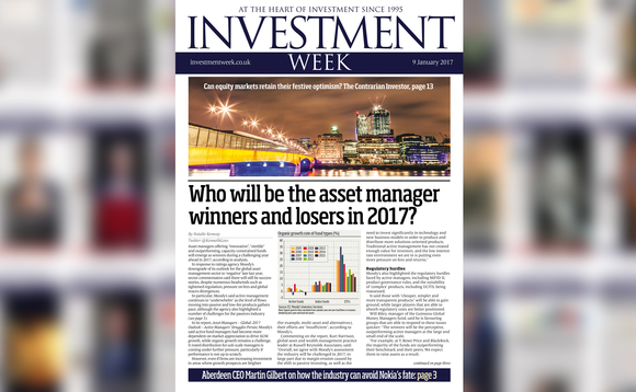 Investment Week digital edition - 9 January 2017