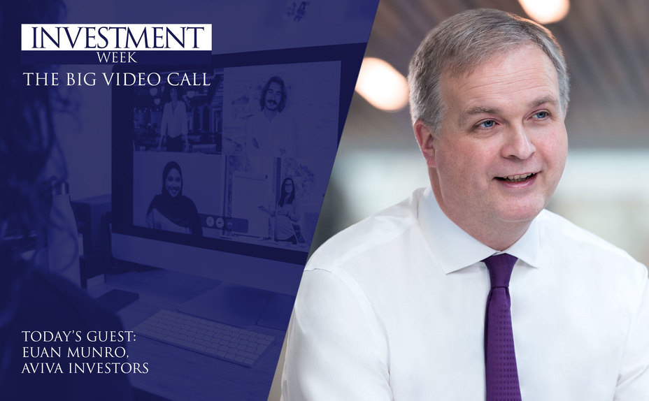 IW's Big Video Call: Aviva Investors' CEO Munro on the market rebound, absolute return funds and accelerating the ESG agenda