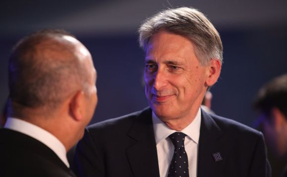 Chancellor of the Exchequer Philip Hammond. Photo: Foreign & Commonwealth Office/Flickr/Creative Commons CC BY 2.0