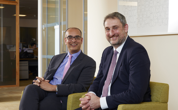 Sajiv Vaid (left), Lead Manager, and Kris Atkinson, Co-manager, Fidelity Extra Income Fund