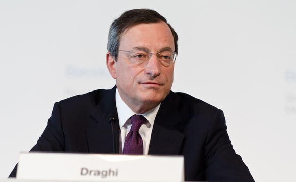 September's ECB meeting was president Mario Draghi's last