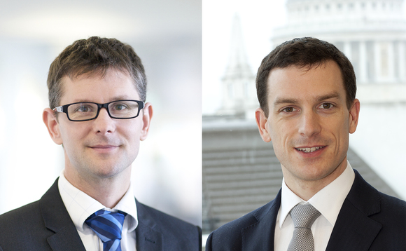 Tim Creed and Ben Wicks of the Schroder UK Public Private trust