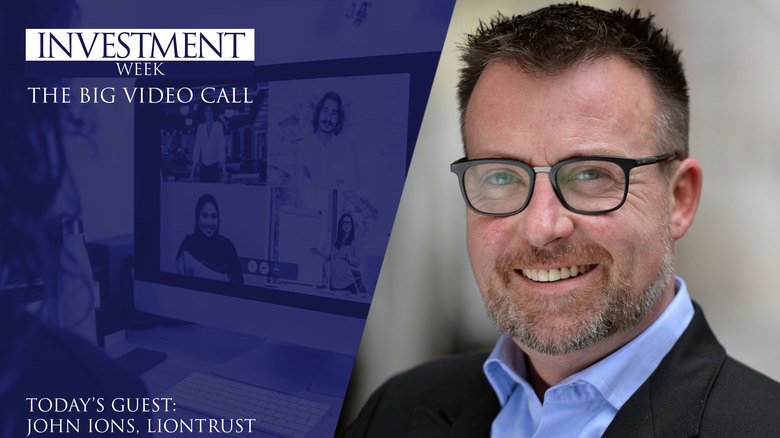 IW's Big Video Call: Liontrust CEO Ions on 'five years of change in five weeks', M&A and home haircuts