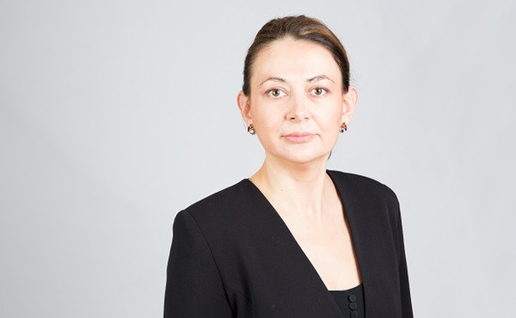 Galina Dimitrova of the Investment Association