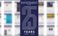 Investment Week celebrates its milestone on 30 January 2020