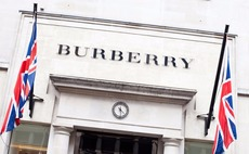 Burberry falls 6% after dip in European sales