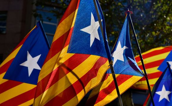 Catalonia independence campaign