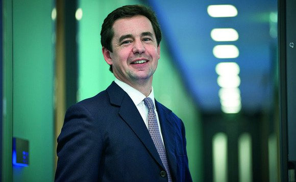 Schroders CEO Peter Harrison
