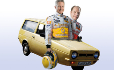 Burdett and Potter plan 'Del Boy' driving challenge for CASCAID