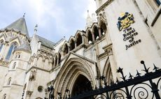 A judicial review case on behalf of LCF bondholders began virtually at the High Court
