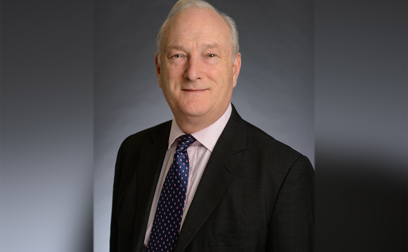 Edward Troughton of Oldfield Partners