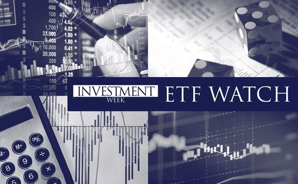 Weekly ETF flows from TrackInsight