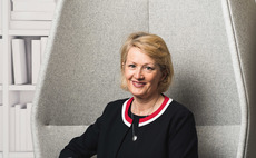 FSCS chief executive Caroline Rainbird