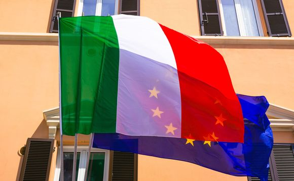 A 30% likelihood of Italy leaving the European Union on a two-to-three-year view was also priced in