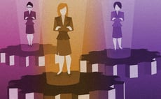 How has financial advice progressed on gender diversity?