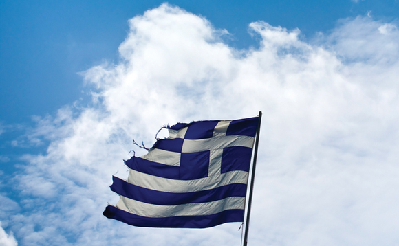 Greece being kept in euro 'while EU banks retrieve money'