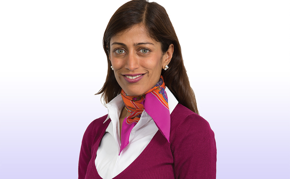 Maya Bhandari of Columbia Threadneedle