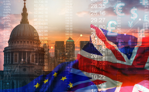 The UK financial services industry is subject to 'third-country' rules and unable to freely sell funds into the EU
