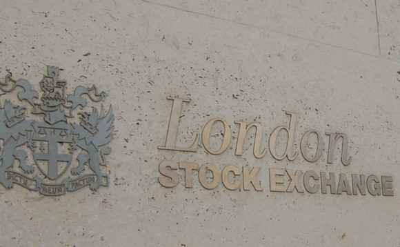 LSE's share price jumped 24% to over 7,000p on the news