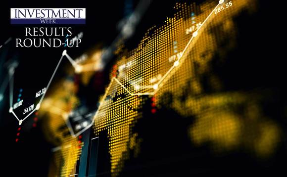 Asset managers report results