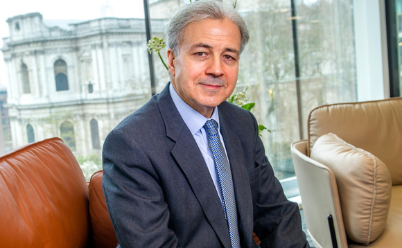 Saker Nusseibeh of Hermes Investment Management