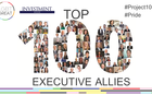 LGBT Great unveils Global Top 100 LGBT+ Executive Allies