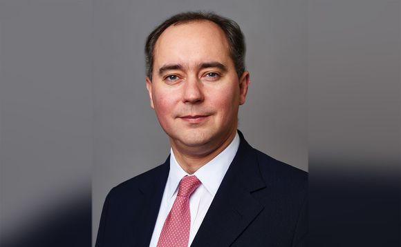 CEO of Somerset Capital management Dominic Johnson