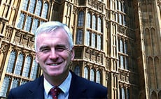 Shadow chancellor to push for 'Robin Hood' tax on trading