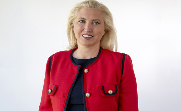 Fiona Frick, CEO of Unigestion