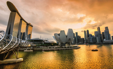 Perret is supported by a seven-strong team, covering fund management and research across Singapore, London and Hong Kong