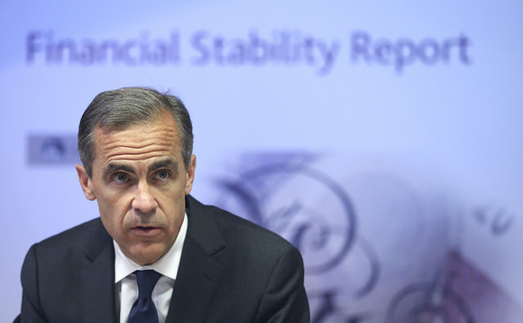 BoE governor Carney hints at summer rate cut