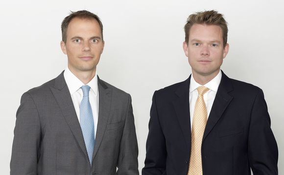 Stephen Anness and Andrew Hall of Invesco Perpetual