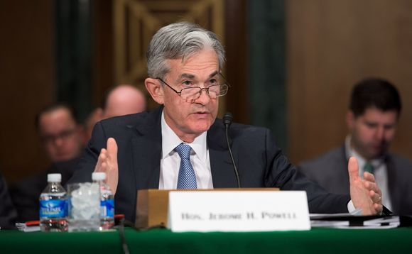 Chairman of the Federal Reserve, Jerome Powell