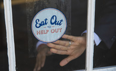 The Eat Out to Help Out scheme was credited with dropping inflation to 0.2%. Photo: HM Treasury/Flickr CC BY-NC-ND 2.0