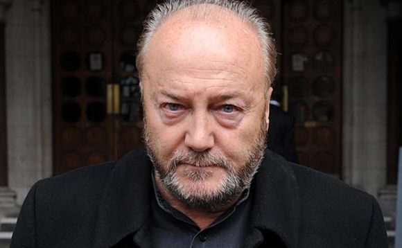 George Galloway rallies Parliament to join Arch cru fight