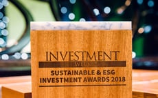 Revealed: Winners of the Sustainable & ESG Investment Awards 2018