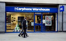 Funds hit as Dixons Carphone shares tumble 30% on profit warning