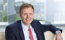 Stephen Bird said he is looking for new technology to expand the firm's passives range