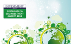 Investment Week reveals finalists for Sustainable and ESG Investment Awards 2020