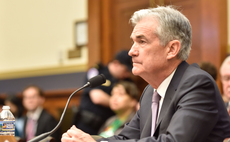 Fed chair Jerome Powell said rates would not rise until a persistent rise in inflation