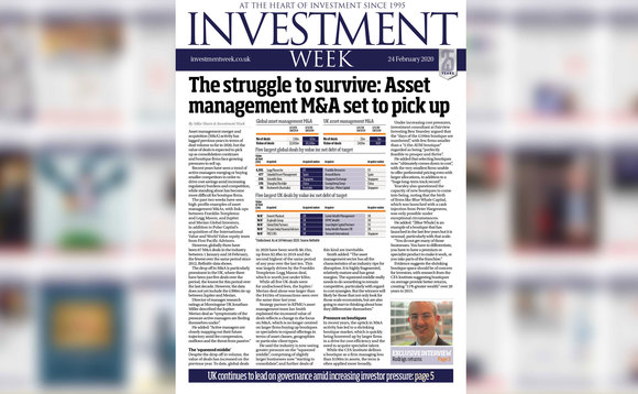 Investment Week - 24 February 2020 digital edition